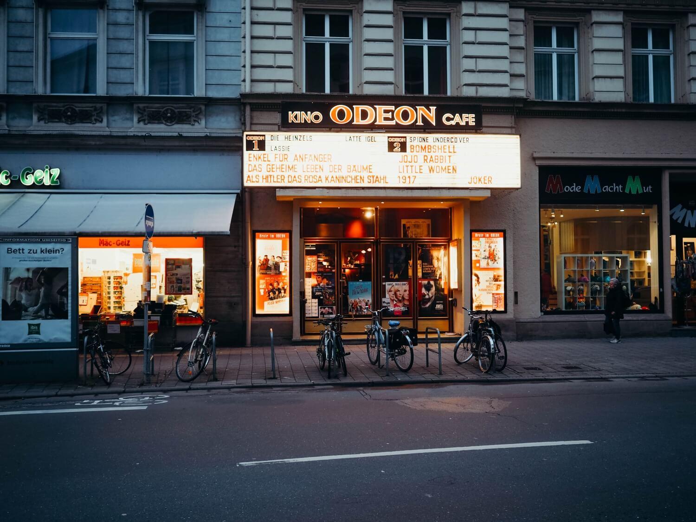 Odeon Bamberg Programm